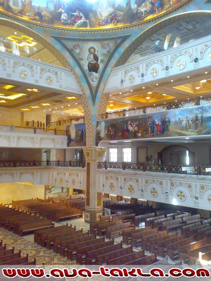 بالصور شاهد اجمل كنيسة الكويت
